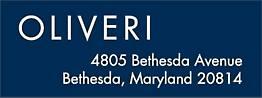 Uppercase Return Address Label - Oliveri