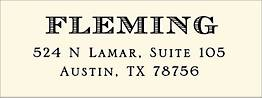 Laurel Return Address Label