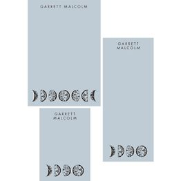 Moon Phases Mixed Personalized Notepads