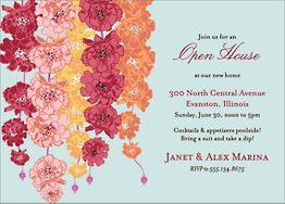 Marigolds Party Invitation