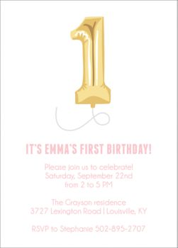 Kids Birthday Invitations Paper Source