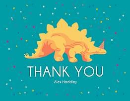 Dinomite Thank You Notes