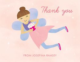 Fairy Thank You Notes