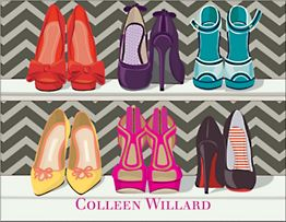 Shoes Stationery