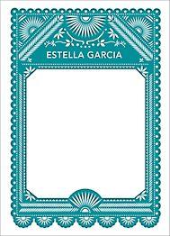 Fiesta Flag Stationery
