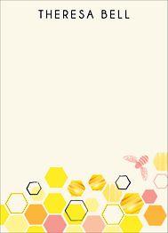 Honeycomb Stationery
