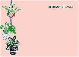 Plants Stationery