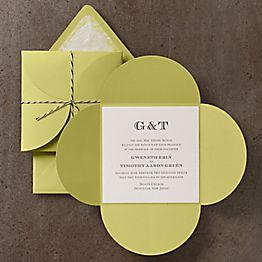 Capital Wedding Invitations
