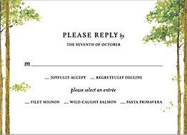 Helena Response Card