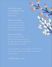 Heron Heralds Information Card