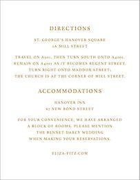 Hydrangea Lace II Information Card