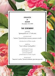 Lanai Floral Program
