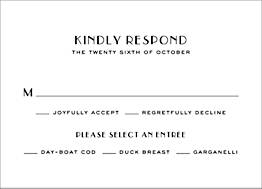 Lautaret Response Card