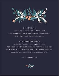Mandarin Grove Information Card