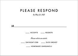 March Herbarium Response Card