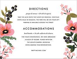 March Herbarium Information Card