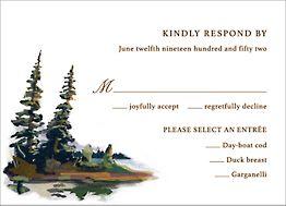 Oneida Response Card
