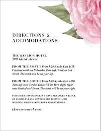 Pivoine Information Card