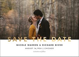 Talbot Save The Date