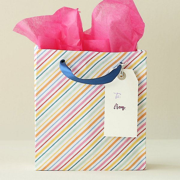 How To Make Custom Gift Bags Paper Source
