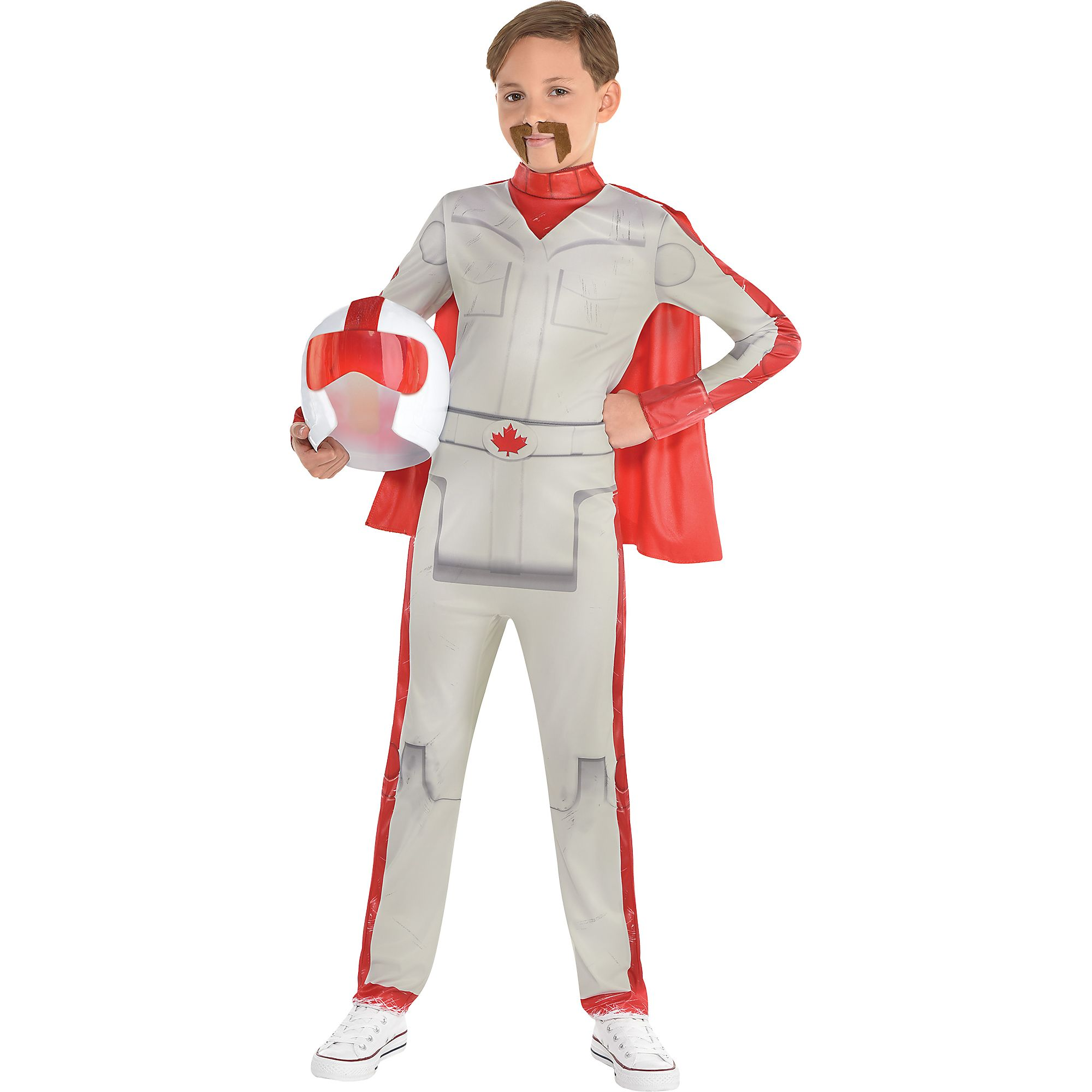 Toy Story 4 Halloween Costumes.Duke Caboom Halloween Costume For Boys Toy Story 4 Includes