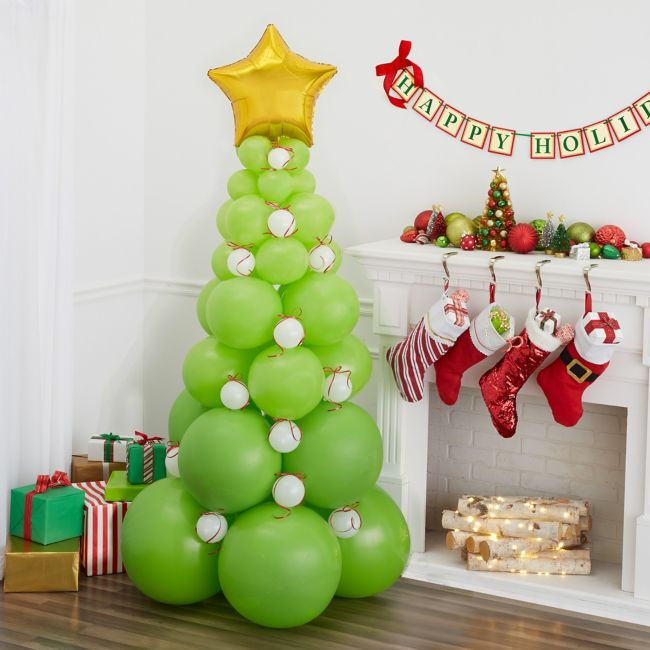 3 Diy Christmas Balloon Decoration Ideas Party City,French Country Christmas Decorating Ideas