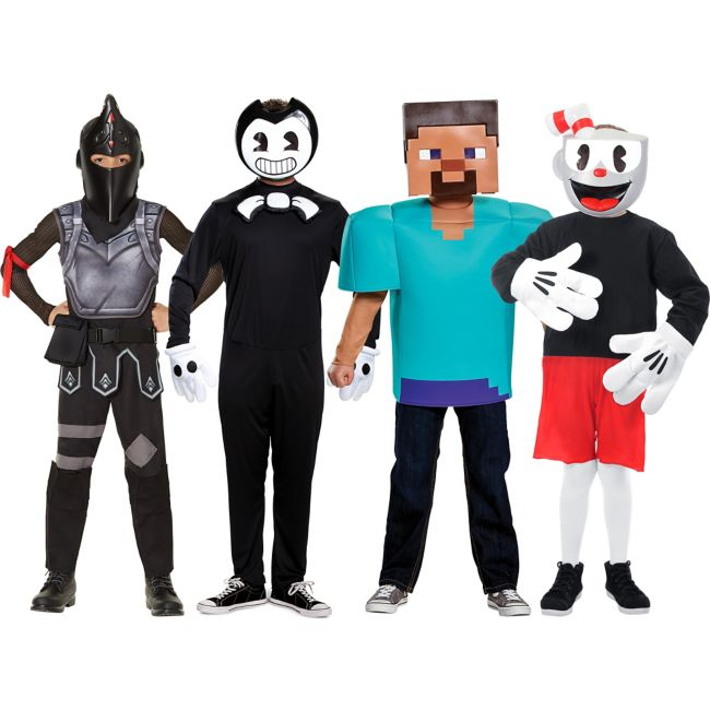 Cosplay Costume Ideas Don T Dare Call It Dress Up Party City