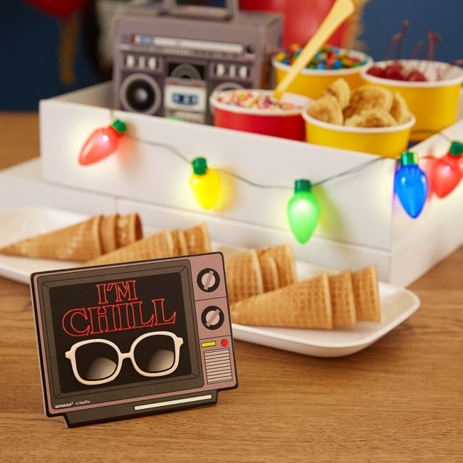 How To Throw A Stranger Things Party Party City