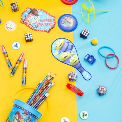 Toy Story 4 Paddle Ball Favors 8 ct.