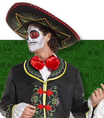 Day Of The Dead Costumes Day Of The Dead Halloween Costumes Party City Canada
