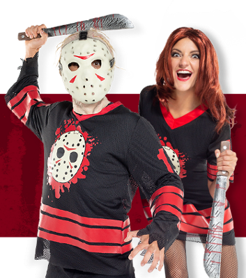 Horror Movie Costumes For Kids Adults Party City