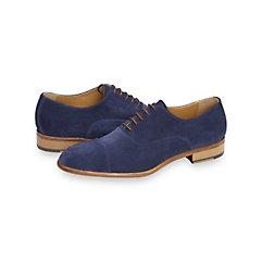 1950s Style Mens Shoes Jayden Cap Toe Oxford $250.00 AT vintagedancer.com