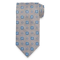 New 1920s Mens Ties & Bow Ties Medallion Tie $25.00 AT vintagedancer.com