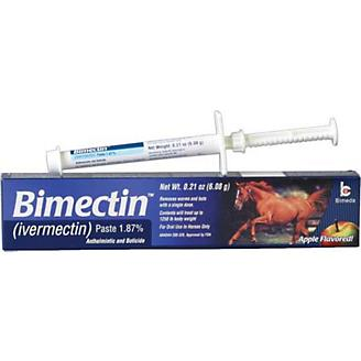 Bimectin Ivermectin Apple Flavored Wormer (1.87)