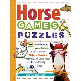 Horse Games and Puzzles For Kids