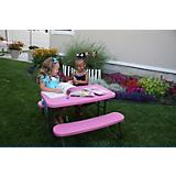 Kids Folding Picnic Table