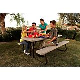 6 Ft Folding Picnic Table