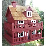 Novelty Cottage Birdhouse