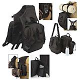 Tough 1 Convertable Backpack Saddlebag