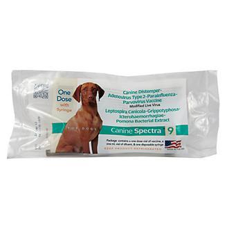 Canine Spectra 9 Vaccine Single Dose