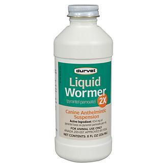 Liquid Canine Wormer 2X
