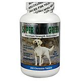 Super Oxy Green Antioxidant Dog Supplement