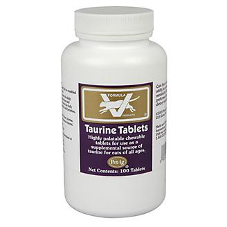 Pet Ag Cat Taurine 250mg Tablets 100ct
