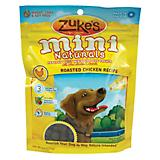Zukes Mini Naturals Dog Treats 6oz