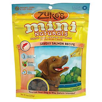 Zukes Mini Naturals Dog Treats 6oz