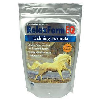 RelaxForm EQ Calming Equine Supplement 13oz