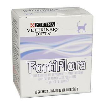 FortiFlora Probiotic Cat Supplement 30 Pkts
