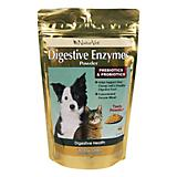 NaturVet Digestive Enzymes Powder Dogs/Cats 10 oz