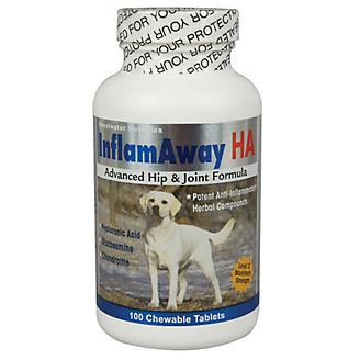 InflamAway HA Advanced Dog Joint Support