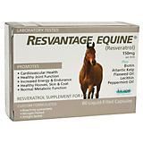 Resvantage Equine - 60 Count Licaps